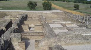 Termas mayores italica for Italica piscinas