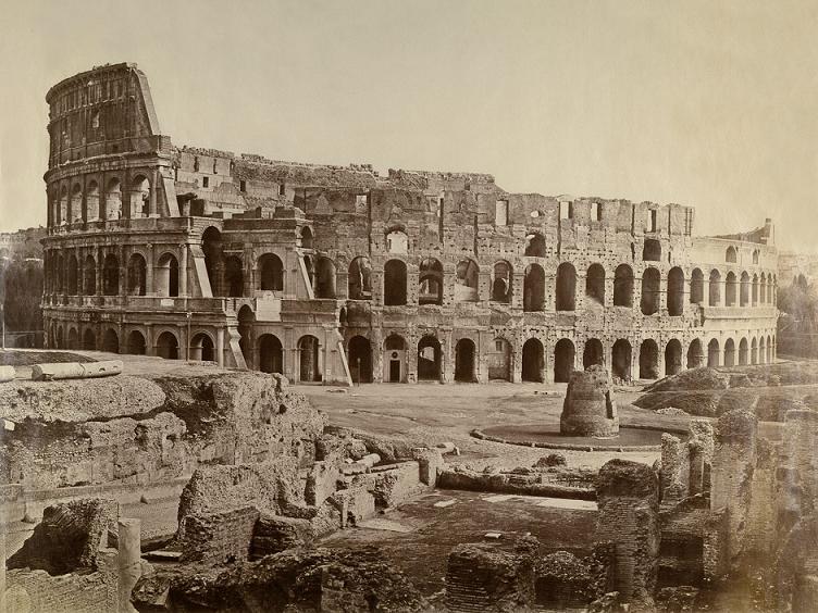 Anfiteatros Roma